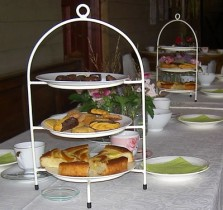 High Tea Goldhoorn Gardens tuinontwerp lifestyle tuin design Bant
